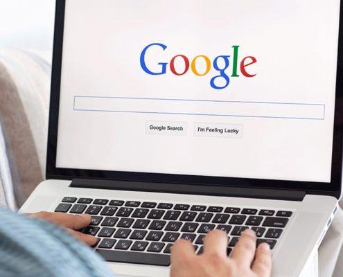 google - the legalities